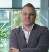 Artur Flis Kierownik Działu Wdrożeń ERP enova365